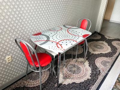 1-комнатная квартира, 58 м², 2/10 этаж посуточно, проспект Алии Молдагуловой 13Б за 8 000 〒 в Актобе, мкр 5 — фото 3