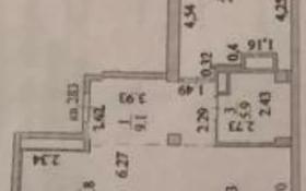 2-комнатная квартира, 75.5 м², 5/9 этаж, А. Бокейханова 13 за 24.8 млн 〒 в Нур-Султане (Астана), Есильский р-н