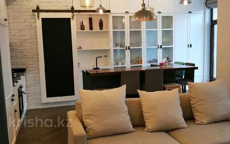 3-комнатная квартира, 137 м², 4/6 этаж, Ташенова 29 — Тауке Хана за 207 млн 〒 в Шымкенте, Аль-Фарабийский р-н
