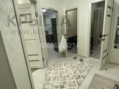 1-комнатная квартира, 46 м², 7/8 этаж, мкр. Батыс-2 49Д кор 2 за 14 млн 〒 в Актобе, мкр. Батыс-2