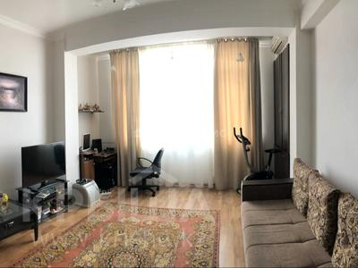 1-комнатная квартира, 53 м², 11/11 этаж, Тимирязева 5 за 23.5 млн 〒 в Алматы, Бостандыкский р-н
