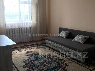 1-комнатная квартира, 34 м², 6/9 этаж помесячно, Ахмета Жубанова 4 — Тархана за 110 000 〒 в Нур-Султане (Астана), р-н Байконур