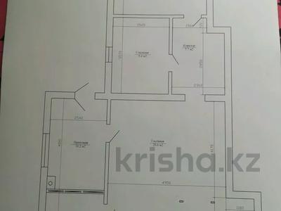 3-комнатный дом, 87.3 м², Переулок весенний 19/1 за 18 млн 〒 в Караганде, Казыбек би р-н