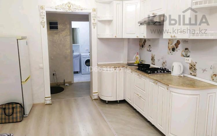 2-комнатная квартира, 48 м², 7/10 этаж посуточно, мкр Аксай-5, Б. Момышулы 25 за 11 000 〒 в Алматы, Ауэзовский р-н