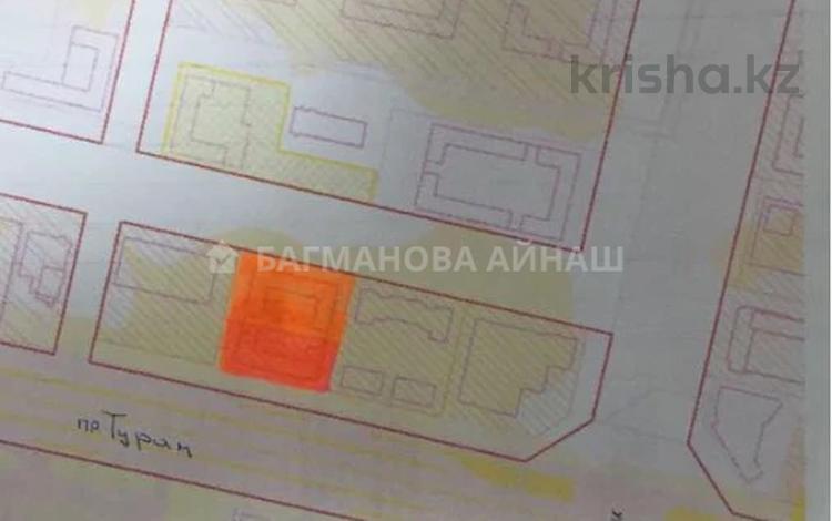 Участок 1.17 га, проспект Туран — проспект Улы Дала за 700 млн 〒 в Нур-Султане (Астана), Есиль р-н
