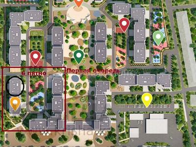 2-комнатная квартира, 42 м², 4/15 этаж, Манаса — Абая за 25.3 млн 〒 в Алматы, Алмалинский р-н — фото 3