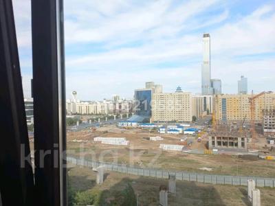 1-комнатная квартира, 40 м², 9/18 этаж посуточно, Кабанбай батыра 29 за 15 000 〒 в Нур-Султане (Астане), Есильский р-н