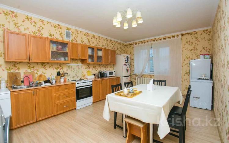 3-комнатная квартира, 109 м², 9/9 этаж, Сауран 5Д за 30.5 млн 〒 в Нур-Султане (Астана), Есиль р-н