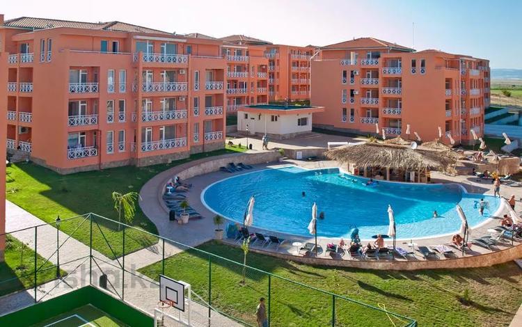 1-комнатная квартира, 28 м², 1/4 этаж, Sunny Day 6 complex — Студио в комплексе Санни Дей 6 за ~ 4.3 млн 〒 в Солнечном береге