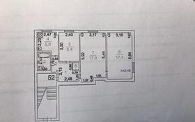 3-комнатная квартира, 59.5 м², 1/5 этаж, Привокзальный-5 23 за 16.5 млн 〒 в Атырау, Привокзальный-5