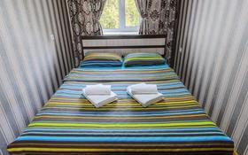 2-комнатная квартира, 55 м², 4/4 этаж посуточно, Желтоксан 177Б — Сатпаева за 13 000 〒 в Алматы, Бостандыкский р-н