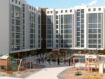 2-комнатная квартира, 66.44 м², 2/10 этаж, Нажимеденова за ~ 16.6 млн 〒 в Нур-Султане (Астана), Алматы р-н — фото 3