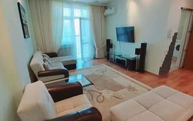 3-комнатная квартира, 100 м², 9/10 этаж посуточно, Сарайшык 34 — Акмешит за 17 000 〒 в Нур-Султане (Астана), Есиль р-н