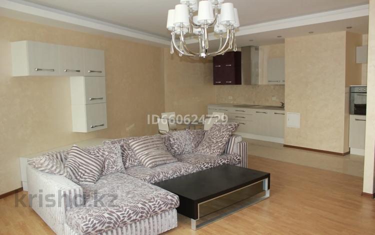 2-комнатная квартира, 90 м², 21/30 этаж, Аль-Фараби 7 за 100 млн 〒 в Алматы, Бостандыкский р-н
