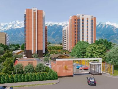 3-комнатная квартира, 100.39 м², 11/12 этаж, мкр №9, Саина — Жандосова за ~ 36.1 млн 〒 в Алматы, Ауэзовский р-н