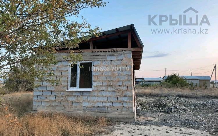 Участок 10 соток, Ынтымақ 814 — Қабанбай батыр за 3.8 млн 〒 в Талдыкоргане, село Ынтымак