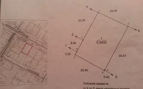 Участок 0.0632 га, Матросова 17 за 7.8 млн 〒 в Костанае