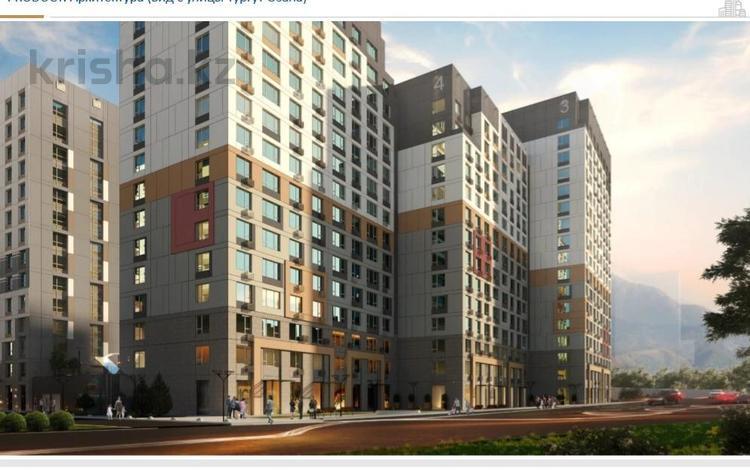 1-комнатная квартира, 46 м², 5/12 этаж, Егизбаева за 21 млн 〒 в Алматы, Бостандыкский р-н
