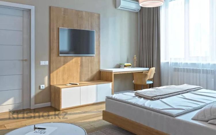 1-комнатная квартира, 40 м², 3/6 этаж, Кабанбай Батыра 58Б — Сауран за 23.5 млн 〒 в Нур-Султане (Астане), Есильский р-н