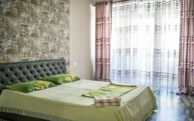 2-комнатная квартира, 70 м², 9/10 этаж посуточно, Курмангазы 97 — Сейфуллина за 12 000 〒 в Алматы, Алмалинский р-н