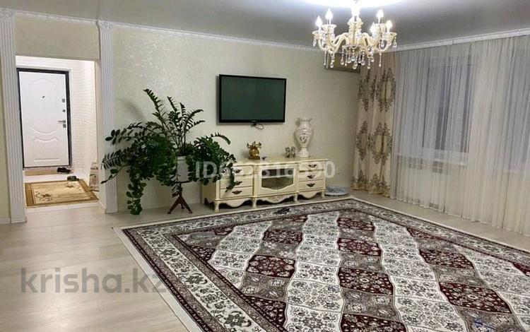 4-комнатная квартира, 140 м², 7/8 этаж, улица Есет Батыра 97 а за 26 млн 〒 в Актобе