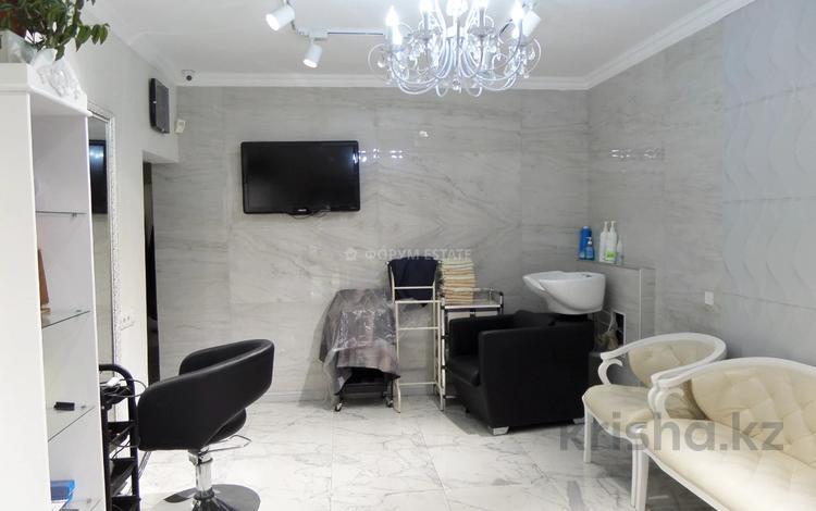 Салон красоты с дизайнерским ремонтом и профессиональным оборудованием! за 350 000 〒 в Алматы, Ауэзовский р-н