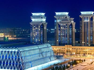 3-комнатная квартира, 83 м², 22/25 этаж, Касыма Аманжолова за ~ 30.3 млн 〒 в Нур-Султане (Астана)