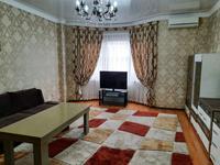 2-комнатная квартира, 90 м², 2/13 этаж на длительный срок, ул Иляева 33 — Тыныбаева за 250 000 〒 в Шымкенте, Аль-Фарабийский р-н