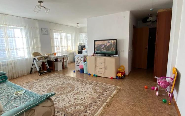 2-комнатная квартира, 54 м², 10/24 этаж, Байкена Ашимова за 15.3 млн 〒 в Караганде, Казыбек би р-н