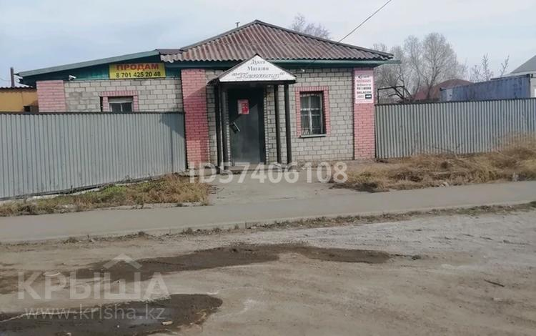 Магазин площадью 110 м², Октябрьская 53 — Меньшикова за 20 млн 〒 в Щучинске