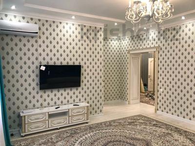 3-комнатная квартира, 100 м², 4/16 этаж помесячно, Орынбор 35 за 190 000 〒 в Нур-Султане (Астана), Есиль р-н — фото 3