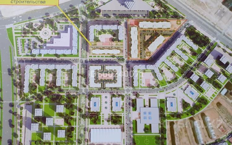 3-комнатная квартира, 111 м², 9/9 этаж, 19-й мкр за ~ 14.4 млн 〒 в Актау, 19-й мкр