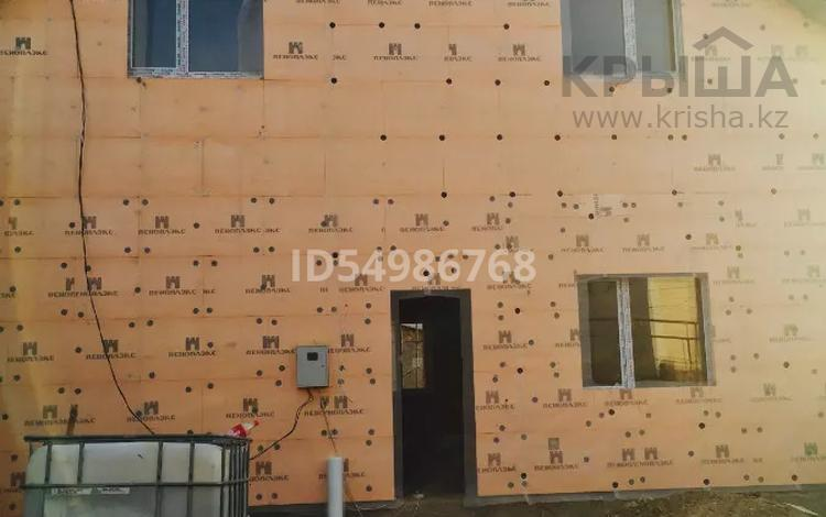 4-комнатный дом, 153 м², 3 сот., Бесагаш, Орманова 27 за 14 млн 〒 в Бесагаш (Дзержинское)