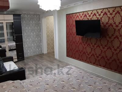 1-комнатная квартира, 35 м², 3/5 этаж посуточно, Лермонтова 91 за 8 000 〒 в Павлодаре — фото 4