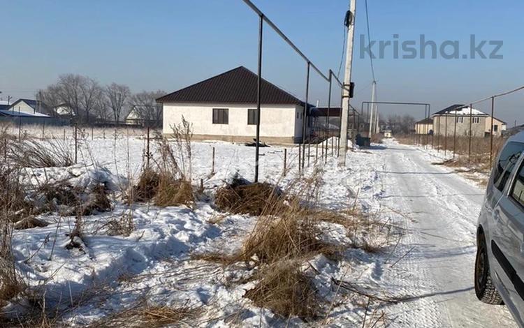 Участок 23 сотки, Алатаусская трасса за 21 млн 〒 в Туздыбастау (Калинино)