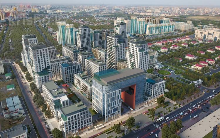 3-комнатная квартира, 123.05 м², 2/21 этаж, Сарайшык — Кунаева за ~ 53.2 млн 〒 в Нур-Султане (Астана), Есиль р-н