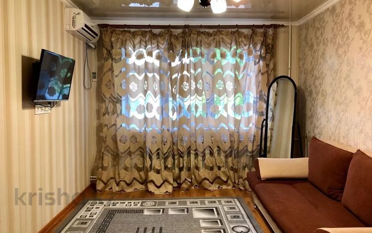 1-комнатная квартира, 30 м², 3/4 этаж посуточно, Тауке Хана 4 — Б. Момышулы за 7 000 〒 в Шымкенте, Аль-Фарабийский р-н