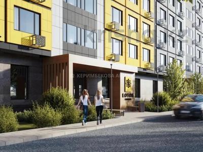 1-комнатная квартира, 34 м², 2/9 этаж, Варламова — Карасай батыра за 18.5 млн 〒 в Алматы, Алмалинский р-н