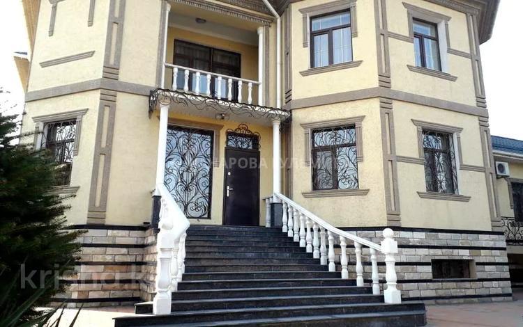 7-комнатный дом помесячно, 250 м², 12 сот., Байтерекова 105 — Рыскулова (мкр.Тараз) за 400 000 〒 в Шымкенте