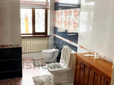 7-комнатный дом помесячно, 250 м², 12 сот., Байтерекова 105 — Рыскулова (мкр.Тараз) за 400 000 〒 в Шымкенте — фото 15