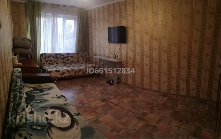 1-комнатная квартира, 32 м², 3/5 этаж помесячно, Саина 6 — Райымбека за 95 000 〒 в Алматы, Ауэзовский р-н