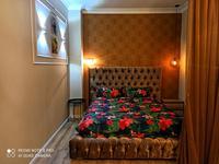 1-комнатная квартира, 45 м², 12/16 этаж посуточно, Тлендиева 133 — Сатпаева за 12 000 〒 в Алматы, Бостандыкский р-н