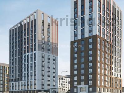 2-комнатная квартира, 68.34 м², 2 этаж, Мухамедханова — 306 за ~ 22.6 млн 〒 в Нур-Султане (Астана), Есиль р-н