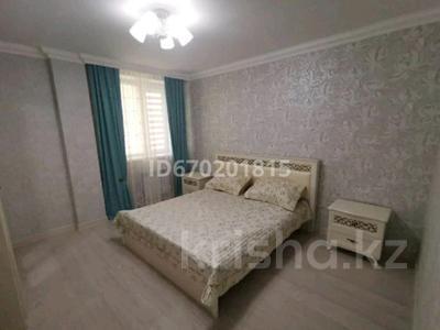 1-комнатная квартира, 60 м² на длительный срок, мкр Нуркент (Алгабас-1) 73 за 200 000 〒 в Алматы, Алатауский р-н