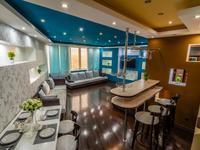 2-комнатная квартира, 100 м², 19/30 этаж посуточно, Аль-Фараби 7 — Козыбаева за 25 000 〒 в Алматы