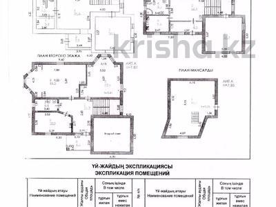 6-комнатный дом, 507 м², 10 сот., Жеруйык 17 за 65 млн 〒 в Атырау — фото 10