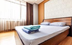 3-комнатная квартира, 150 м², 14/32 этаж посуточно, Хайвил Астана 10 — Байтурсынова за 18 000 〒 в Нур-Султане (Астана), Есиль р-н
