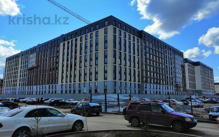 1-комнатная квартира, 44.7 м², Бокейхана 25 за ~ 12.5 млн 〒 в Нур-Султане (Астана)