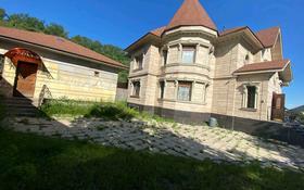 7-комнатный дом помесячно, 450 м², 15 сот., мкр Хан Тенгри 67 за 1.5 млн 〒 в Алматы, Бостандыкский р-н