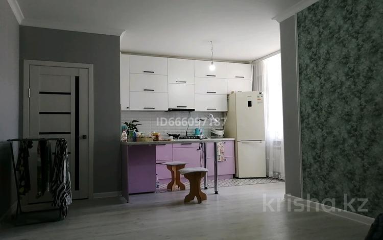 2-комнатная квартира, 53 м², 4/9 этаж, мкр Думан-2 283 — Райымбека за 22 млн 〒 в Алматы, Медеуский р-н